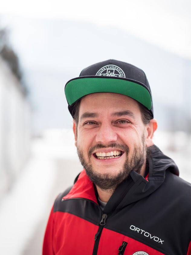 Enrico Radaelli-Pressesprecher-Bergrettung-Steiermark